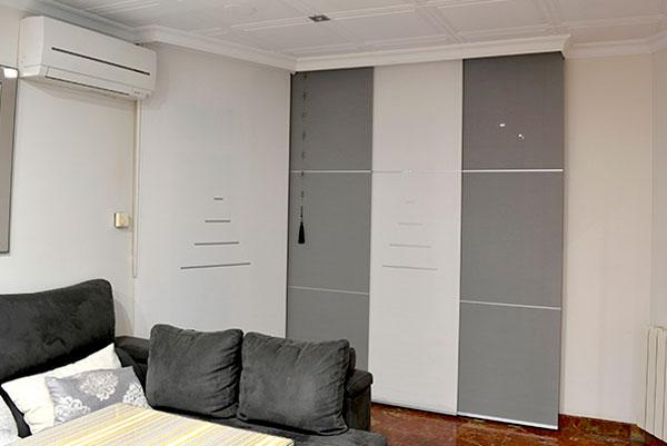 limpiar paneles japoneses
