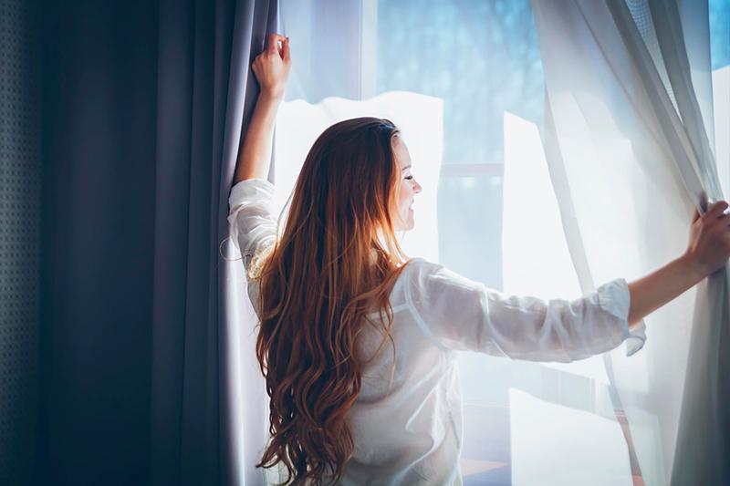 Tendencias en cortinas a medida