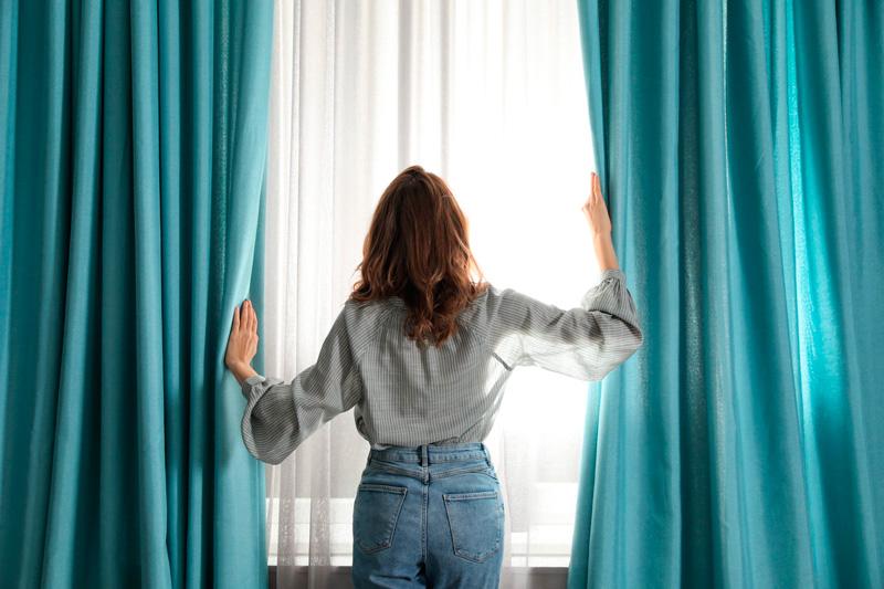 contar con cortinas a medida en tu vivienda