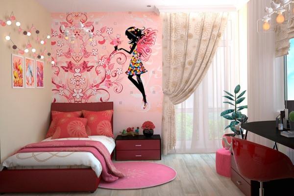 cortinas o estores para dormitorios infantiles